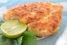 Paleo Coconut Chicken -http://www.pinterest.com/jenicestebel/paleo-dinners-meat-proteins/