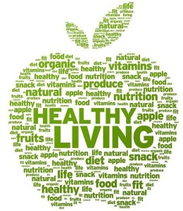 Healthy-Living-apple-design-