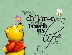 pooh children life